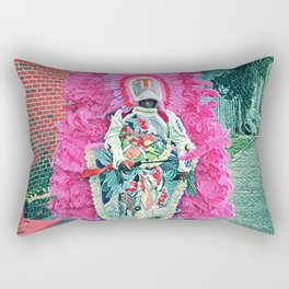 Spy Boy Pretty Pretty Rectangular Pillow
