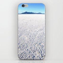 Bonneville Salt Flats, Utah iPhone Skin