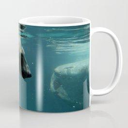 Peaceful Polar Bear Coffee Mug