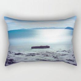 Ocean Waters Photography Print Rectangular Pillow