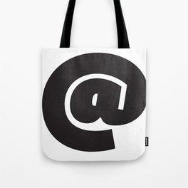 @ symbol Tote Bag