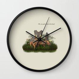 O.M.G. Wall Clock