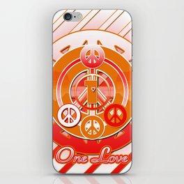 One Love (Dynasty) iPhone Skin