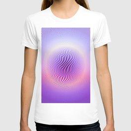 Ultraviolet Pulse T-shirt