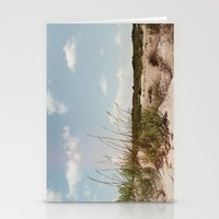 north carolina Stationery Cards featuring North Carolina in July  by Emma Lauren