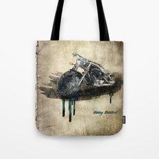 Harley Davidson Tote Bag