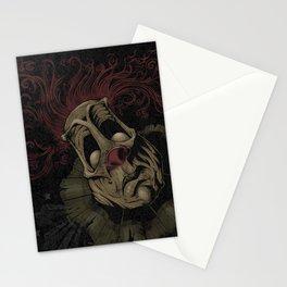Dark Clown Stationery Cards