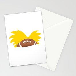 Football Head Stationery Cards