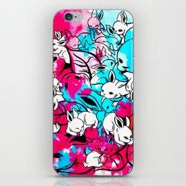Rabbits iPhone Skin