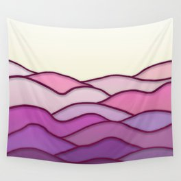 Minimal Landscape 1 Wall Tapestry