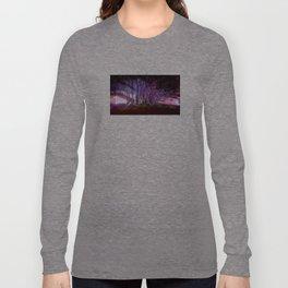 Tree Illuminated Long Sleeve T-shirt