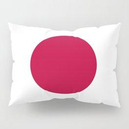 Flag: Japan Pillow Sham