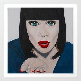 Jessie Art Print