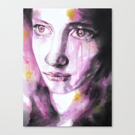 Unfair Canvas Print