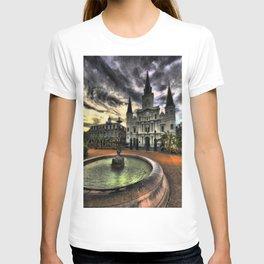 King O Ma Castle T-shirt