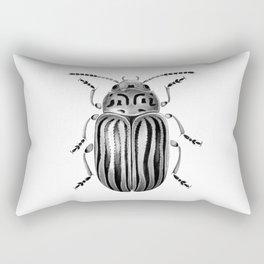 Beetle 06 Rectangular Pillow