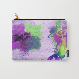 Cheeky mermaid Carry-All Pouch