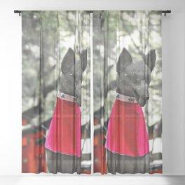Inari Kami Sheer Curtain