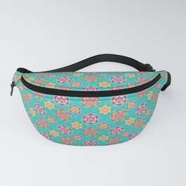Colorful Mandalas Fanny Pack