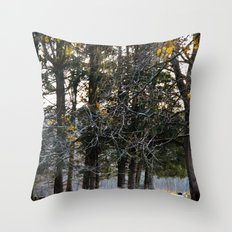 Lil Bo Peep's Forest Sheep Throw Pillow