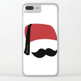 Mchachia Clear iPhone Case