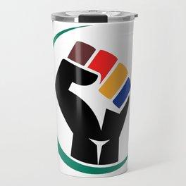 Blax Fist Travel Mug