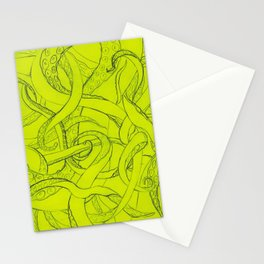 Tentacle Stationery Cards