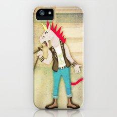 Punk Unicorn iPhone (5, 5s) Slim Case