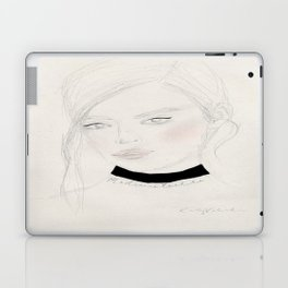 Mademoiselle Laptop & iPad Skin