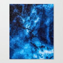 Thunderbolt Nebula Canvas Print