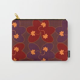 Glowing flowers Carry-All Pouch
