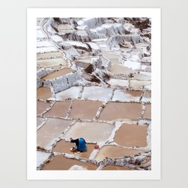 Peru #society6 #decor #buyart Art Print