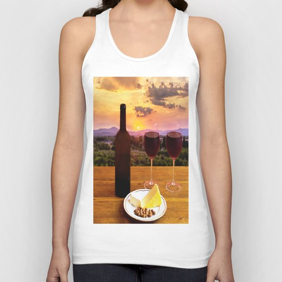 Twilight Time Unisex Tank Top
