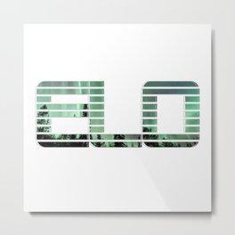 ELO Metal Print