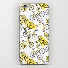 Bicycles iPhone Skin