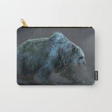 Frozen Bear Carry-All Pouch