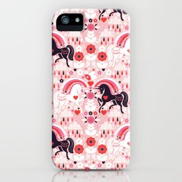 Swedish Candy Garden- Cherry iPhone Case
