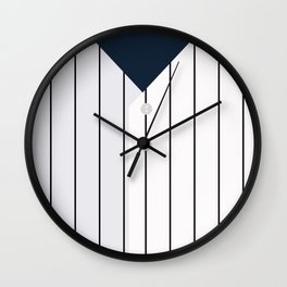 Baseball - NY Yankees Wall Clock