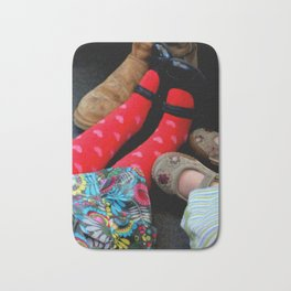 City Bus - Child Seating Available Bath Mat