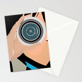 Lens Stationery Cards