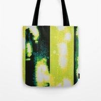 clear Tote Bags featuring Clear by Elyce Abrams