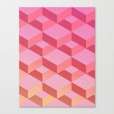 Geometry #01 Canvas Print