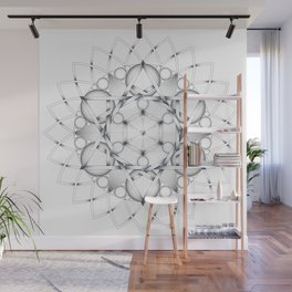Equilibrium Wall Mural