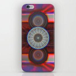 Three Mandalas iPhone Skin