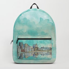 Pittsburgh Sunset Backpack