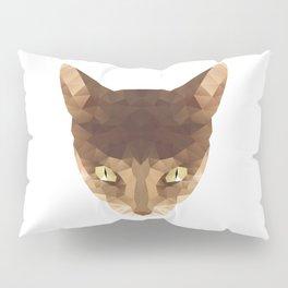 triangular cat Pillow Sham