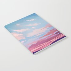 Cherry Blossom Sky Notebook