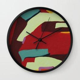 Never-ending Abstract Art Wall Clock