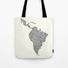 latinoamerica Tote Bag