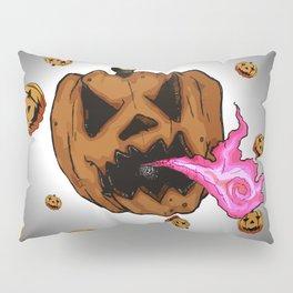 Soul Eater Jack o'lantern . Halloween Pumpkin Pillow Sham